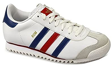 Adidas Originals ROM Mens Retro Fashion trainers 8.5 UK