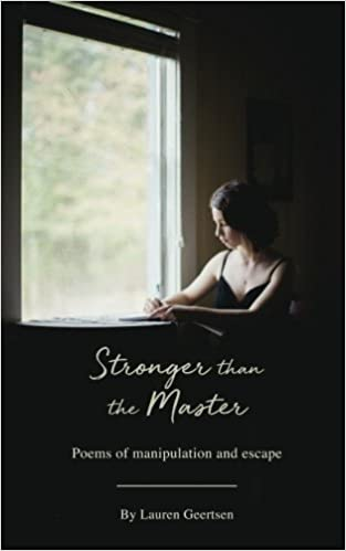 Amazon com: Stronger Than The Master: Poems of Manipulation and