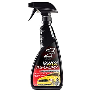 Eagle 1 Auto Wax As-U-Dry Detailer, Liquid, 23 o