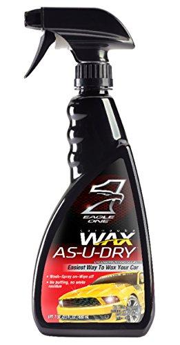 Eagle One 824336 Wax-As-U-Dry, 23 fl. ()