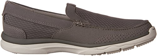 Clarks Men's Marus Step Slip-on Loafer Smoked Pearl discount professional recommend shop offer sale online IaE1PX