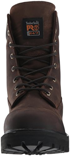 Timberland Pro Mens Direct Attach 8 Waterdicht Workboot Bruin