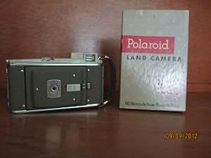 Vintage Polaroid 80A Highlander Instant Film Land Camera