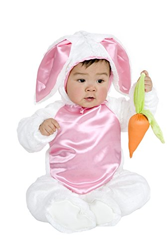 Charades Plush Bunny Children's Costume, Infant -