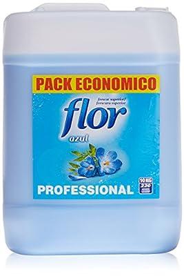Flor Suavizante regular azul Profesional - 10000 ml