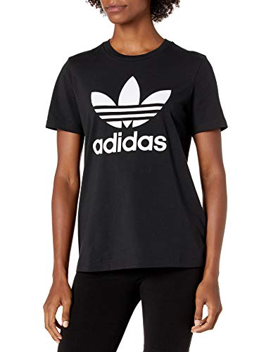 adidas Originals womens Trefoil T-Shirt