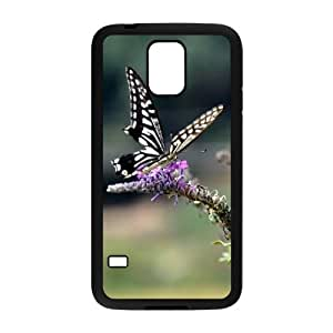 YCHZH Phone case Of Butterflies Cover Case For Samsung Galaxy S5 i9600