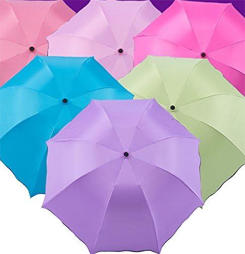 Hosaire Parapluie magique pliable femme Fleur Magique Anti-UV