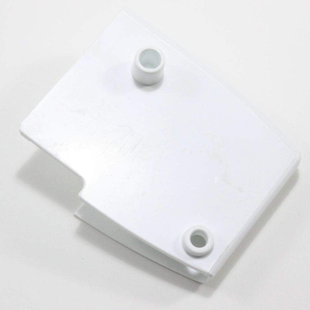 LG 5004JJ2003A Refrigerator Freezer Door Tilt Basket End Cap, Right Genuine Original Equipment Manufacturer (OEM) Part White