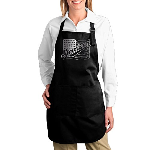 American Flag Kitchen Cooking Apron