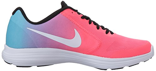 75de9ffb98cf0 Nike Girls  Revolution 3 Running Shoe (GS)
