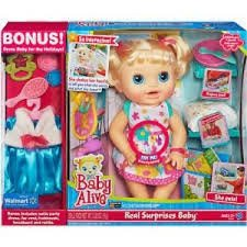 Amazon Com Baby Alive Real Surprises Baby Exclusive Bonus