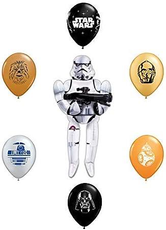 Amazon.com: Globo de lámina de Stormtrooper Airwalker ...