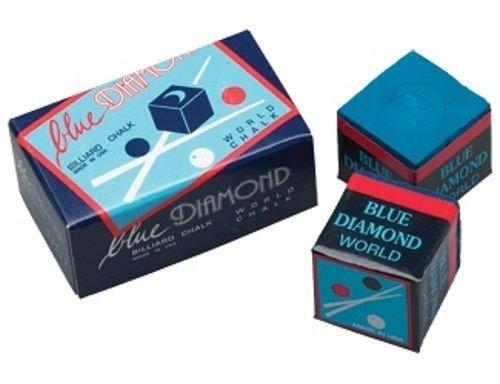 (Blue Diamond Billiard Chalk! The Worlds Best By Longoni! )