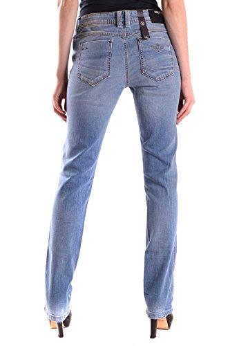 Dek'her Blu Mcbi089003o Donna Jeans Cotone YUqrYA