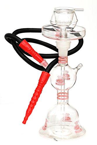 Al Fakher Hookah - Glass Hookah Shisha Nargile Smoke Pipe 14