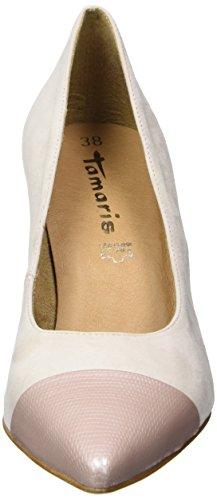 Tamaris22427 - Zapatos de Tacón Mujer Rosa (Rose 521)