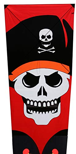 Skydog 24' Skull Pirate Dragon Kite ()