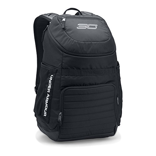 Under Armour SC30 Undeniable Backpack,Black (001)/Silver, One Size