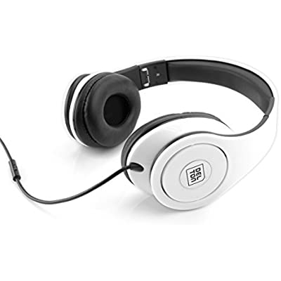 delton-sonic-wave-dj-headphones-white