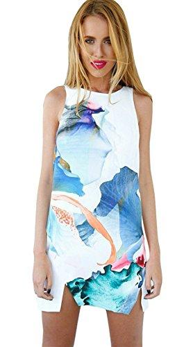 Aro Lora Womens Sleeveless Dresses