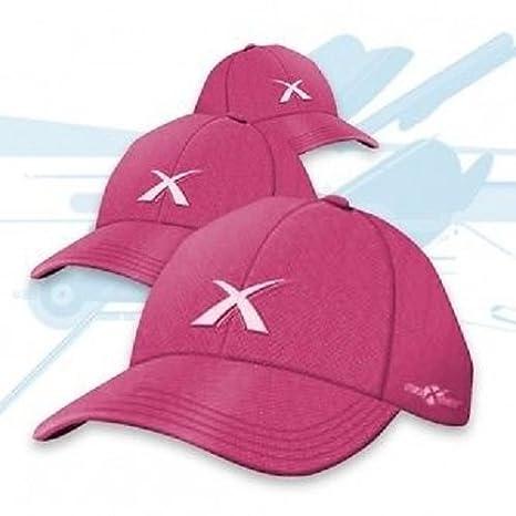 AMAGolf Real Gear Xtreme refrigeración Gorra de Golf. Rosa. Color ...