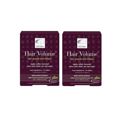 New Nordic Hair Pack Tablets
