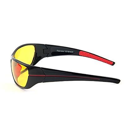 Amazon.com   POLARSNOW 2017 Polarized Night Driving Glasses Men Polaroid  Night Vision Eyewear Oculos De Sol Masculino 211Y   Sports   Outdoors 6a1dedc098