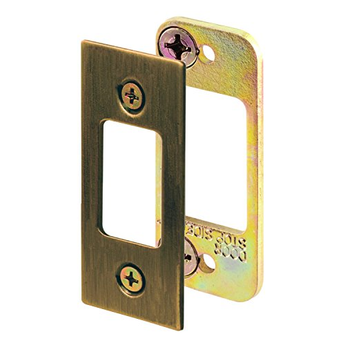 Prime-Line Products E 2480 Steel Security Deadbolt Strike, 2-3/4