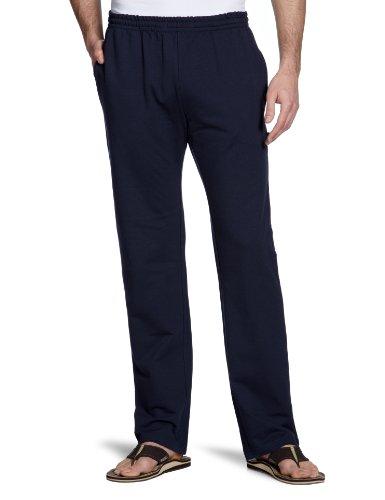 hajo -  Pantaloni sportivi  - Uomo, Blau (marine 609), W50