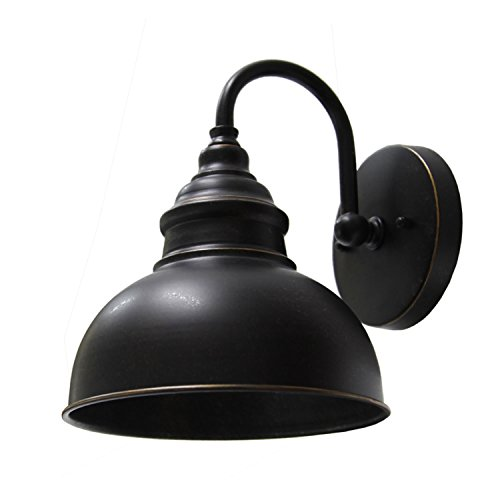 Wall Mounted Outdoor Oil Lamp - 3