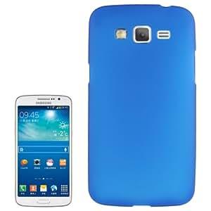 Frosted Funda TPU Case Funda Para Samsung Galaxy Grand 2/G7106 (Blue)