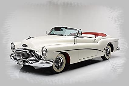 Amazon 1953 Buick Skylark Convertible Mouse Pad Mousepad
