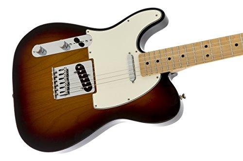 Fender Standard Telecaster Electric Guitar - Left Handed - Maple Fingerboard