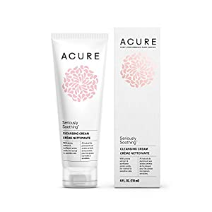 Seriously Soothing Cleansing Cream, 4 Ounce (Packaging May Vary)