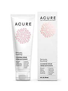 Acure Seriously Soothing Cleansing Cream 4 Fl. Oz. (Packaging May Vary)