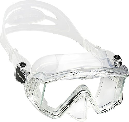 Cressi Pano 3, clear/clear