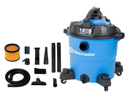 Vacmaster Blower Wet/Dry Vacuum, 12 5 Peak HP Vacmaster