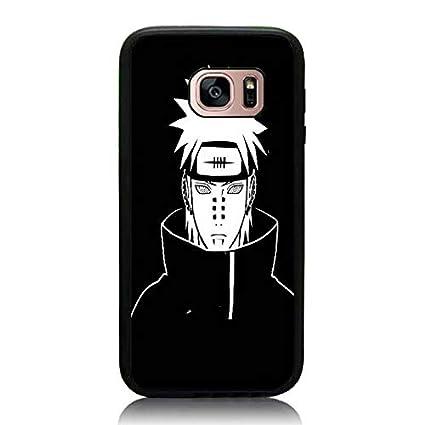 Amazon.com: Funda para Galaxy S7/S7 Edge, Cartoon Naruto ...