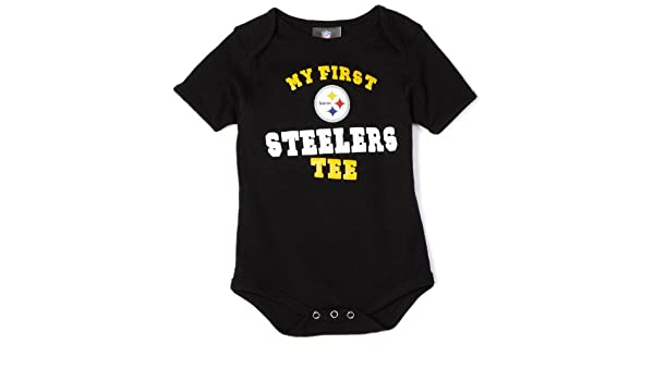 a5e2d1cea58 Amazon.com   NFL Infant Toddler Boys  Pittsburgh Steelers