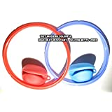 One Set Instant Pot Silicon Rings (Red & Blue) and With Silicon Oven Mitten Set   Fits 5-6 Quart IP Cooker Model IP-DUO60, IP-LUX60, IP-DUO50, IP-LUX50, Smart-60, IP-CSG60 and IP-CSG50 