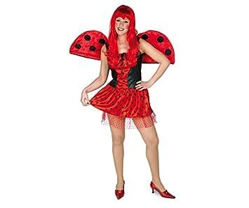 Profisa - Disfraz Ad Mariquita: Amazon.es: Juguetes y juegos