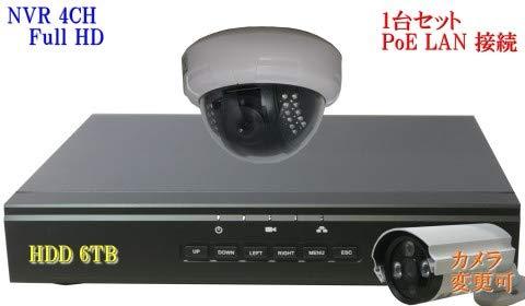 華麗 防犯カメラ 赤外線 210万画素 4CH POE レコーダー ドーム型 IP 6TB 高画質 ネットワーク カメラ SONY製 1台セット LAN接続 HDD 6TB 1080P フルHD 高画質 監視カメラ 屋内 赤外線 B07KMX3Z4P, 犬 BBQ 看板 ネットの店キートス:86876473 --- itourtk.ru