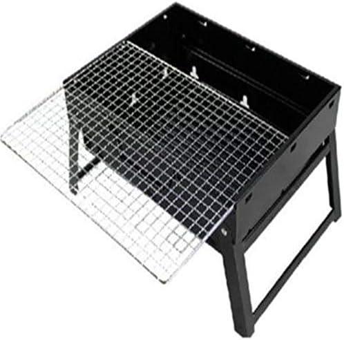 diamanstar-Barbecue Grill Maille antiadhésive en Acier Inoxydable Fil Net pour Camping Barbecue Pique-Nique en Plein air (38 cm x 50 cm, comme l'image), 25 cm x 40 cm