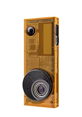 Autographer Wearable Camera (Amber Yellow)