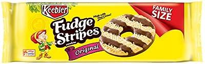 Keebler Fudge Shoppe Stripes Original Cookies, 17.3 oz