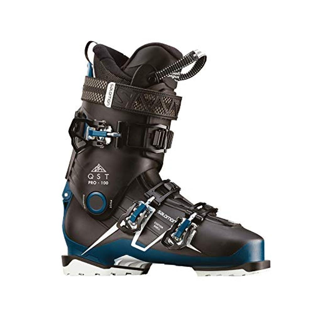 [해외] 살로몬SALOMON 스키화 맨즈 QST PRO 100 25~28.5CM 2018-19년 모델 L40553900