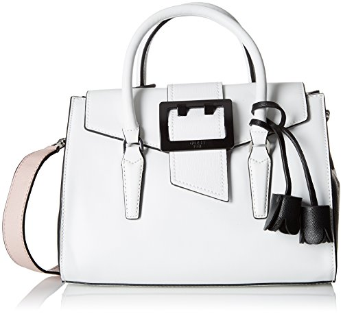 Guess WB685605 Bolso de mano Mujer Varios Colores (White Multi)
