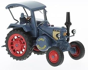 Lanz Bulldog D 7506a Allzweck 1952 Modellauto Fertigmodell Ixo 1 43 Spielzeug