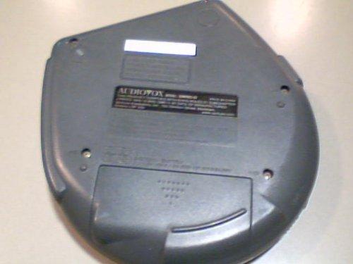 Venturer Electronics, Inc. Venturer Audiovox Model:dm8903-40 Portable Cd Player Compact Disc Digital Audio 40 ESP 40 Second electronic Skip Protection Cd Player (Grey/black Color Version) by Venturer Electronics, Inc. Venturer Audiovox (Image #3)